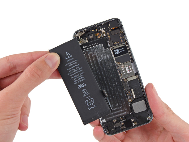 Picture of IPHONE 5S BATTERY REPLACEMENT