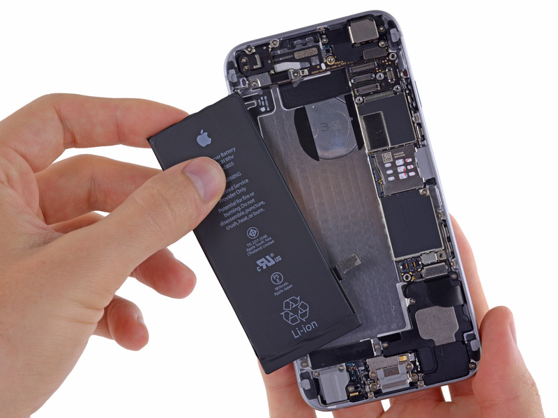 Picture of IPHONE 6 BATTERY REPLACEMENT