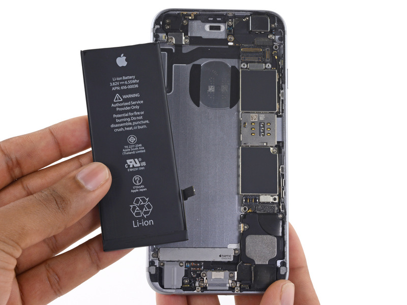 Picture of IPHONE 6S BATTERY REPLACEMENT