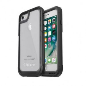 OtterBox Pursuit Case for iPhone 7 / 8 - Black / Clear