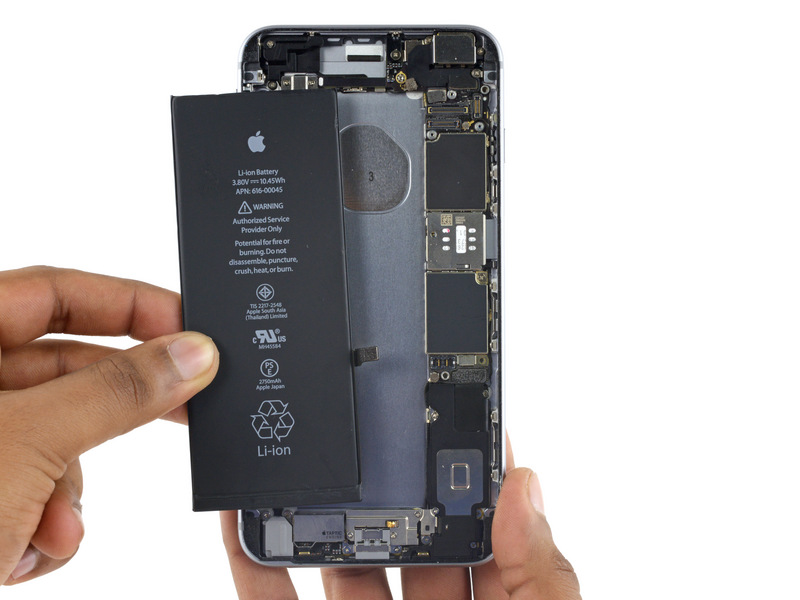 Picture of iPhone 6S PLUS BATTERY REPLACEMENT