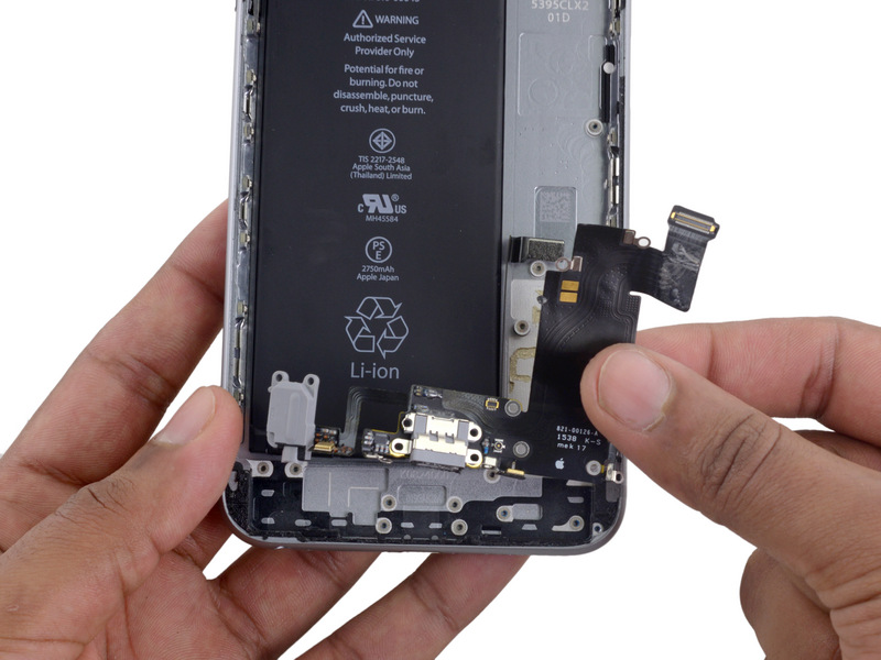 Picture of iPhone 6s PLUS LIGHTNING REPLACEMENT
