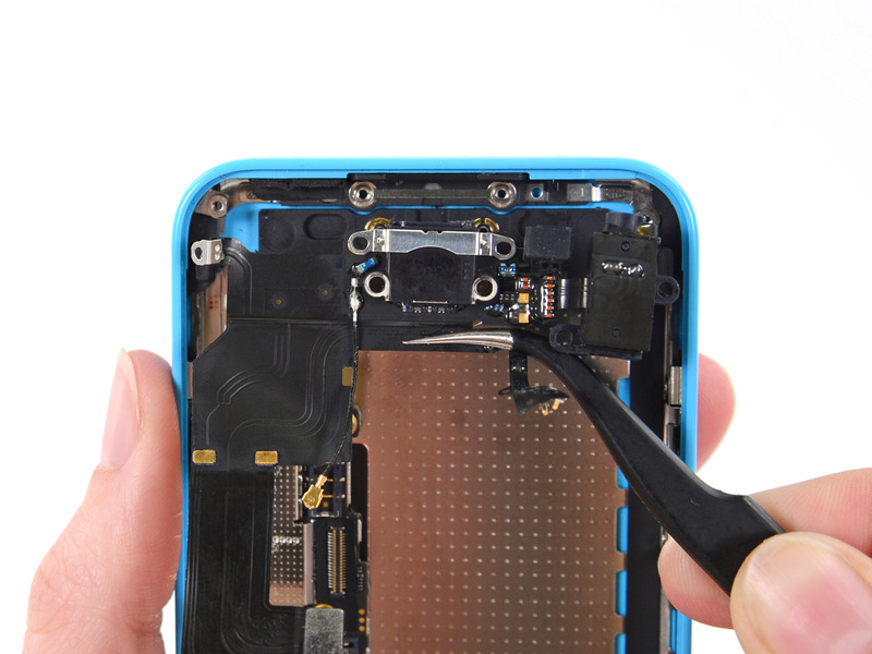 Picture of iPhone 5c LIGHTNING REPLACEMENT