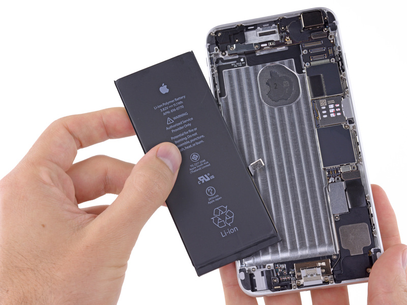 Picture of IPHONE 6 PLUS BATTERY REPLACEMENT