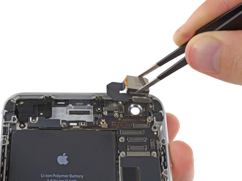 Picture of iPhone 6 Plus Rear and Front Camera Repair