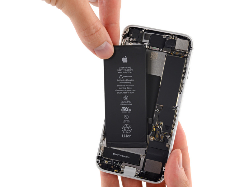 Picture of IPHONE 8 BATTERY REPLACEMENT