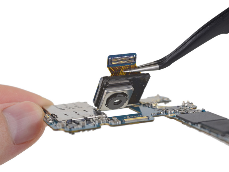 Picture of SAMSUNG GALAXY S9 REAR CAMERA REPLACEMENT