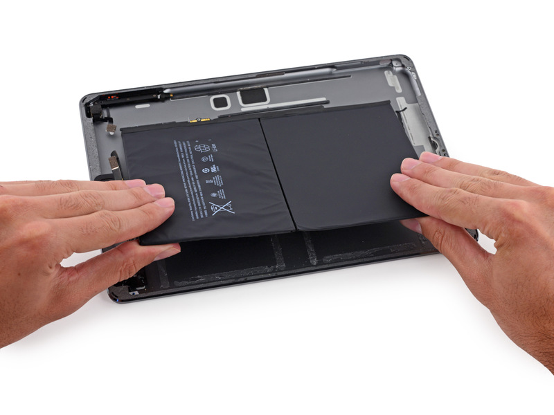 Picture of THE IPAD BATTERY REPLACEMENT