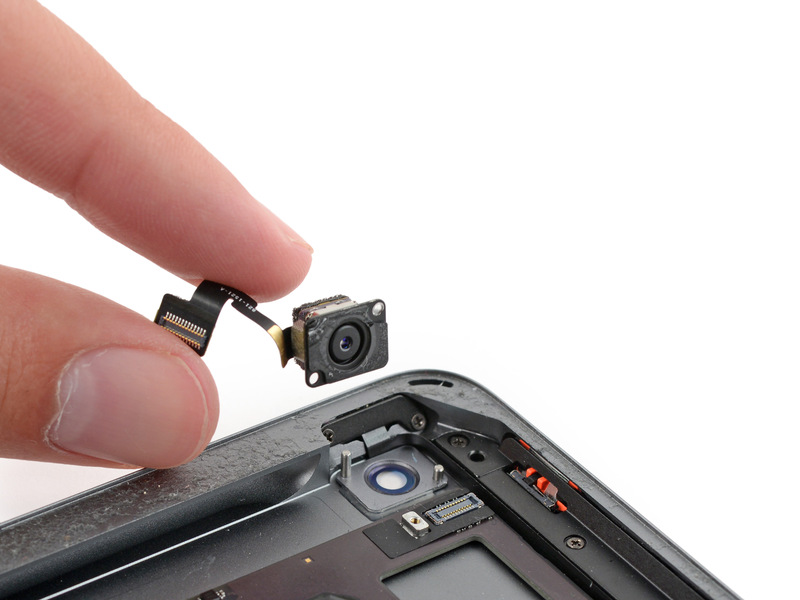Picture of THE IPAD REAR CAMERA REPLACEMENT