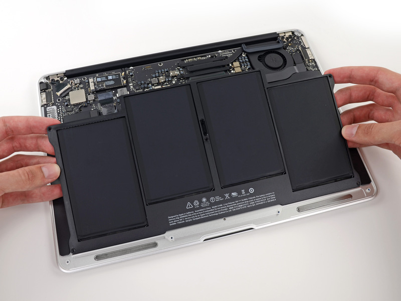 Picture of MacBook Air BATTERY REPLACEMENT