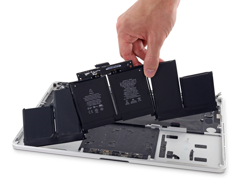 Picture of MACBOOK PRO BATTERY REPLACEMENT