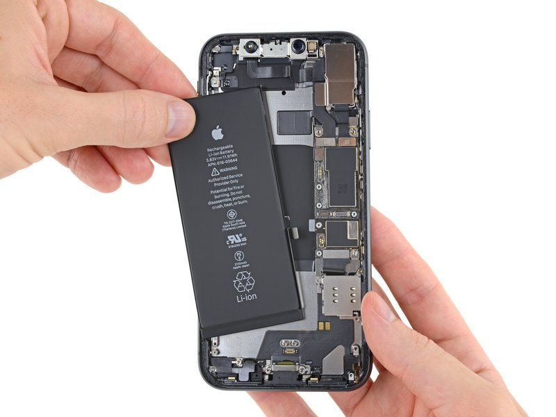 Picture of iPhone 11 BATTERY REPLACEMENT